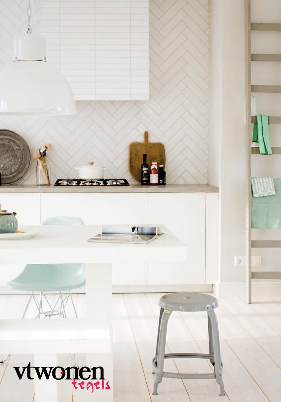 keuken tegels wit : Vtwonen Vloertegels En Wandtegels Online Kopen Tegels Com