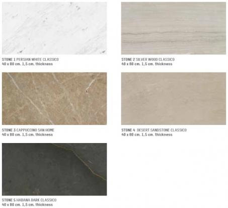 Stone tile collectie Piet Boon tiles & stones by Douglas & Jones